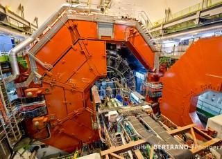 ALICE CERN GENEVE