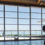 PORTE-HANGAR-AVION-AEROPORT-GENEVE