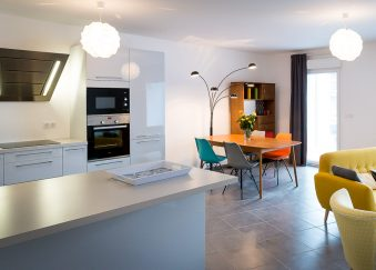 4807 PROMOTION - RESIDENCE LES FOURCHES - APPARTEMENT TEMOIN