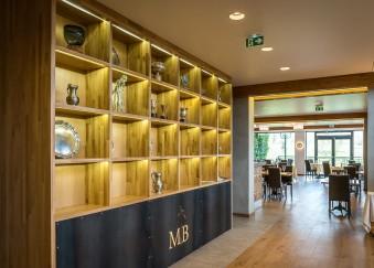 BYZANCE DESIGN - CLUB HOUSE GOLF DE MAISON BLANCHE
