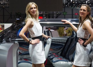 salon international automobile geneve