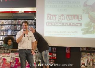 ZIK EN VILLE 2014