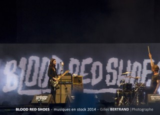BLOOD RED SHOES MUSIQUES EN STOCK 2014
