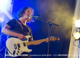 MOZES & THE FIRSTBORN MUSIQUES EN STOCK 2014