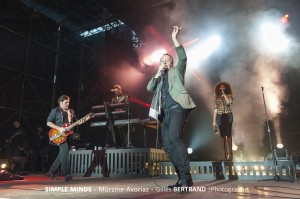 SIMPLE MINDS LIVE EUROPE