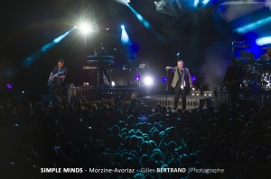 CONCERT GEANT SIMPLE MINDS