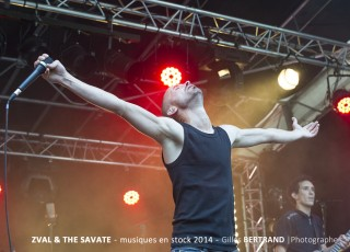 ZVAL & THE SAVATE MUSIQUES EN STOCK 2014