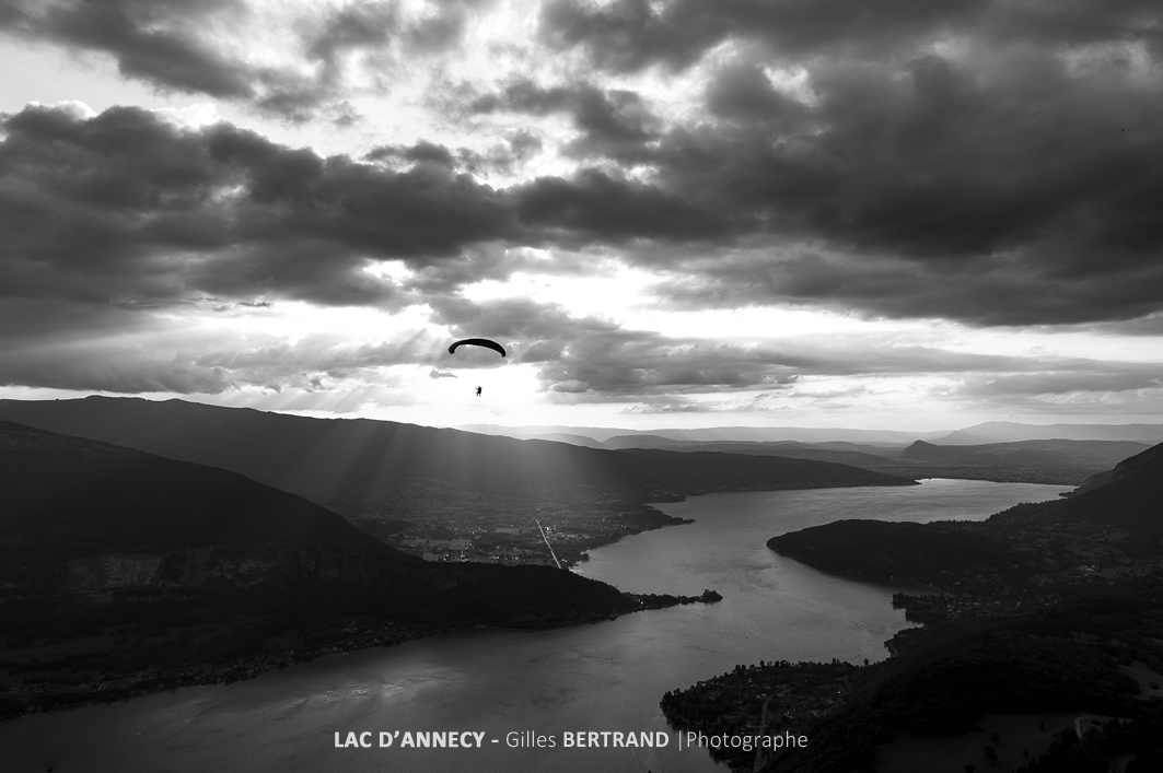 LAC ANNECY - COL DE LA FORCLAZ