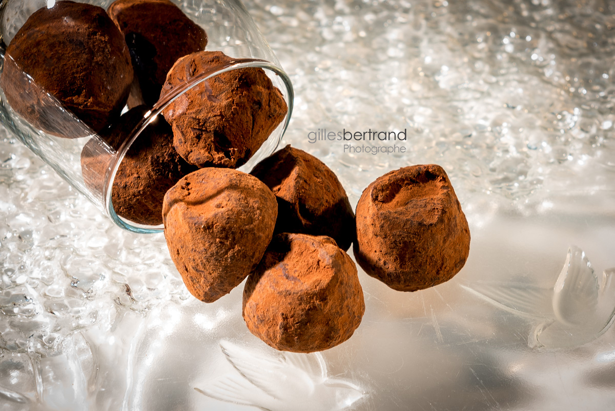 PHOTOGRAPHIE CULINAIRE CHOCOLAT