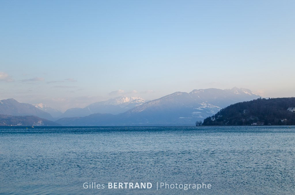 LAC ANNECY PAYSAGE