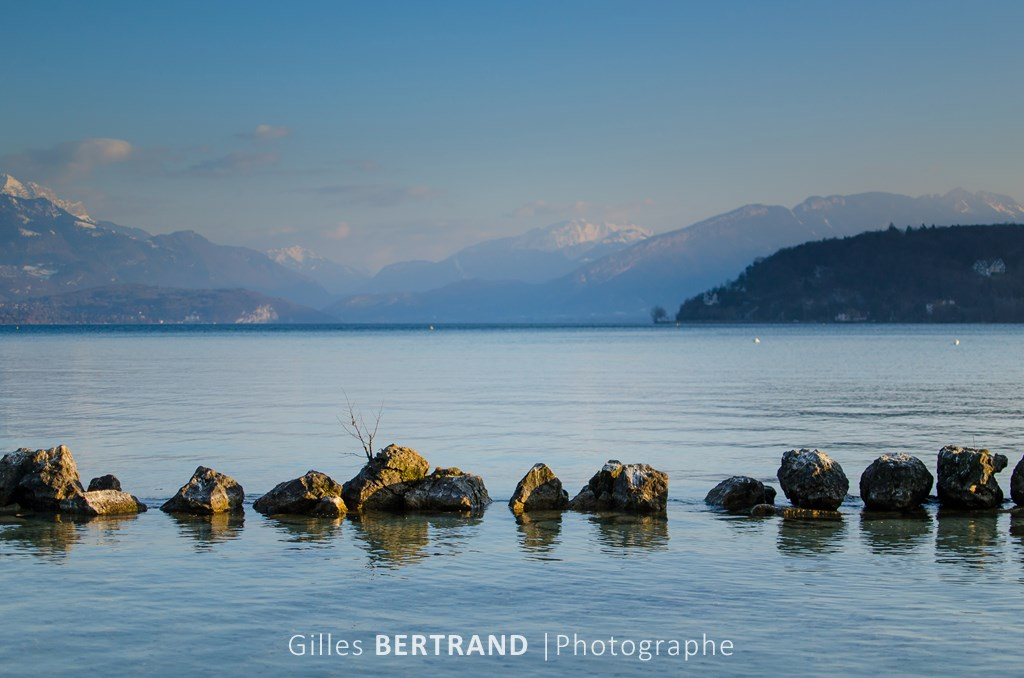 PAYSAGE LAC ANNECY