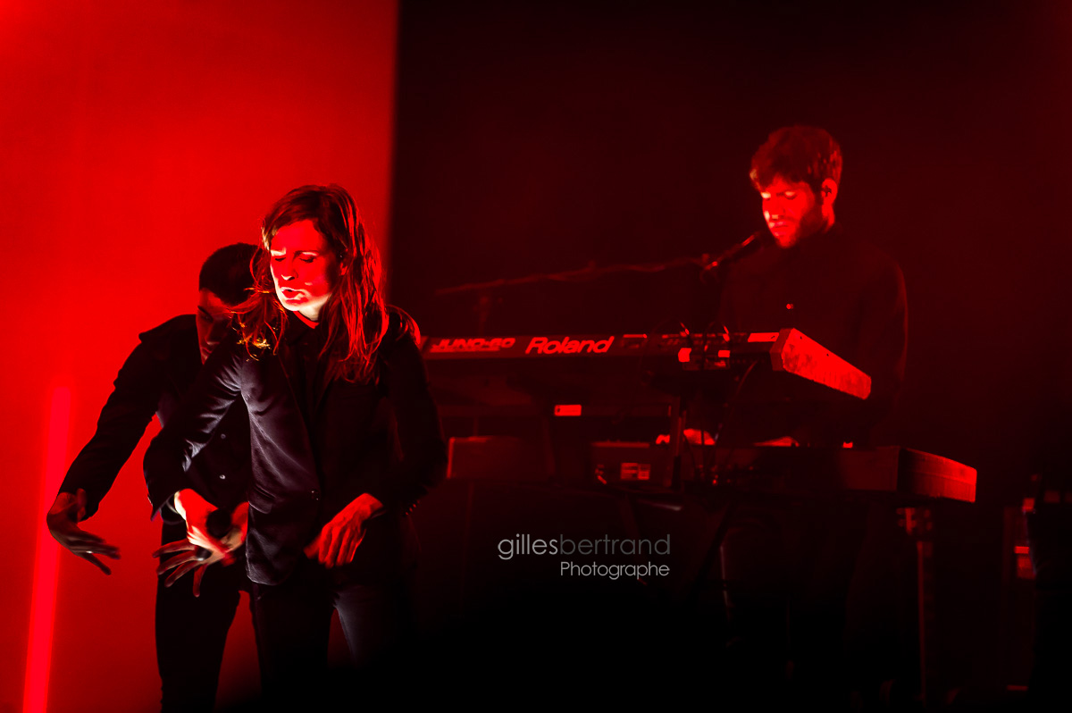 CHRISTINE AND THE QUEENS - CHATEAU ROUGE ANNEMASSE