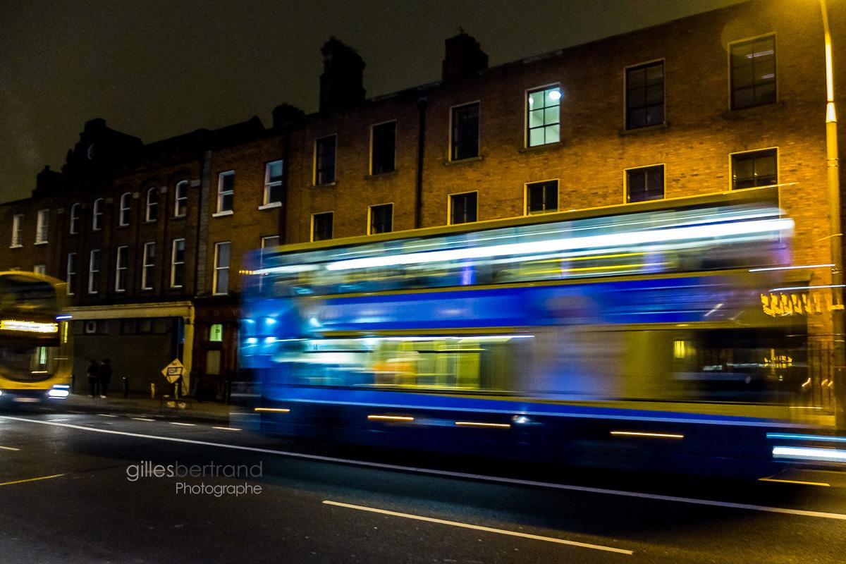 BUS IRISH BUS DE NUIT DUBLIN