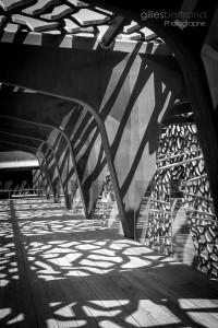 Le MuCEM batiment J4 architecte RUDY RICCIOTI