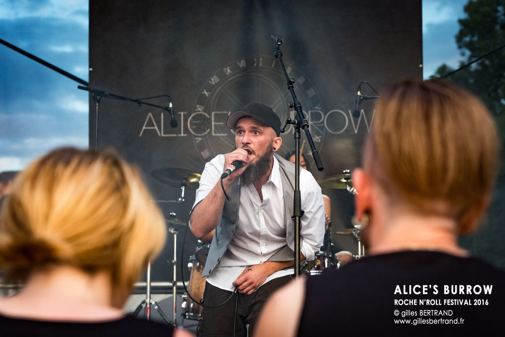 ALICE'S BURROW - ROCHE N'ROLL FESTIVAL