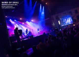 BAND OF SKULLS - MUSIQUES EN STOCK 2016