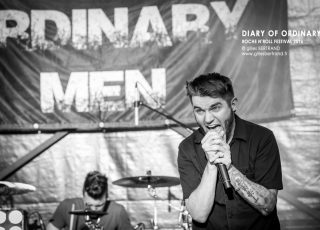 DIARY OF ORDINARY MEN - ROCHE N'ROLL FESTIVAL