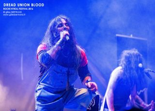 DREAD UNION BLOOD - ROCHE N'ROLL FESTIVAL