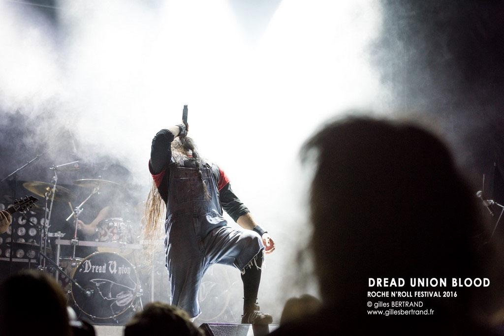 DREAD UNION BLOOD - ROCHE N'ROLL FESTIVAL
