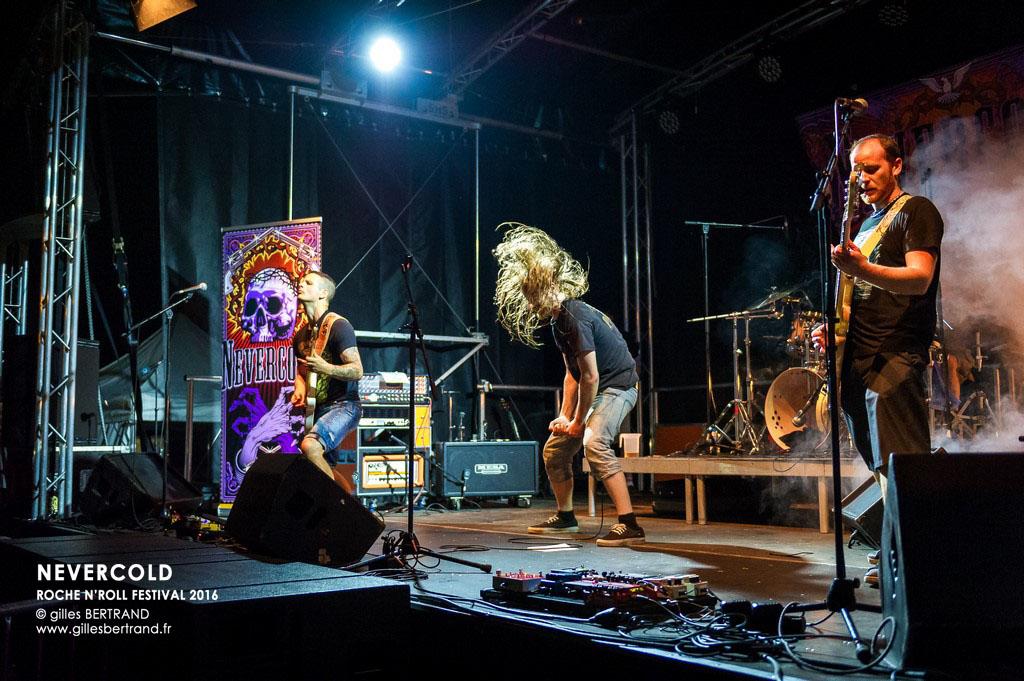 NEVERCOLD - ROCHE N'ROLL FESTIVAL