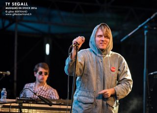 TY SEGALL AND THE MUGGERS - MUSIQUES EN STOCK 2016