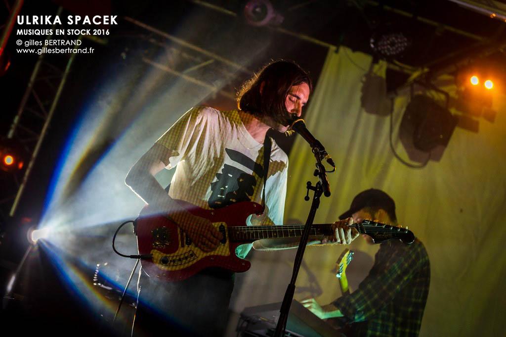 ULRIKA SPACEK - MUSIQUES EN STOCK 2016
