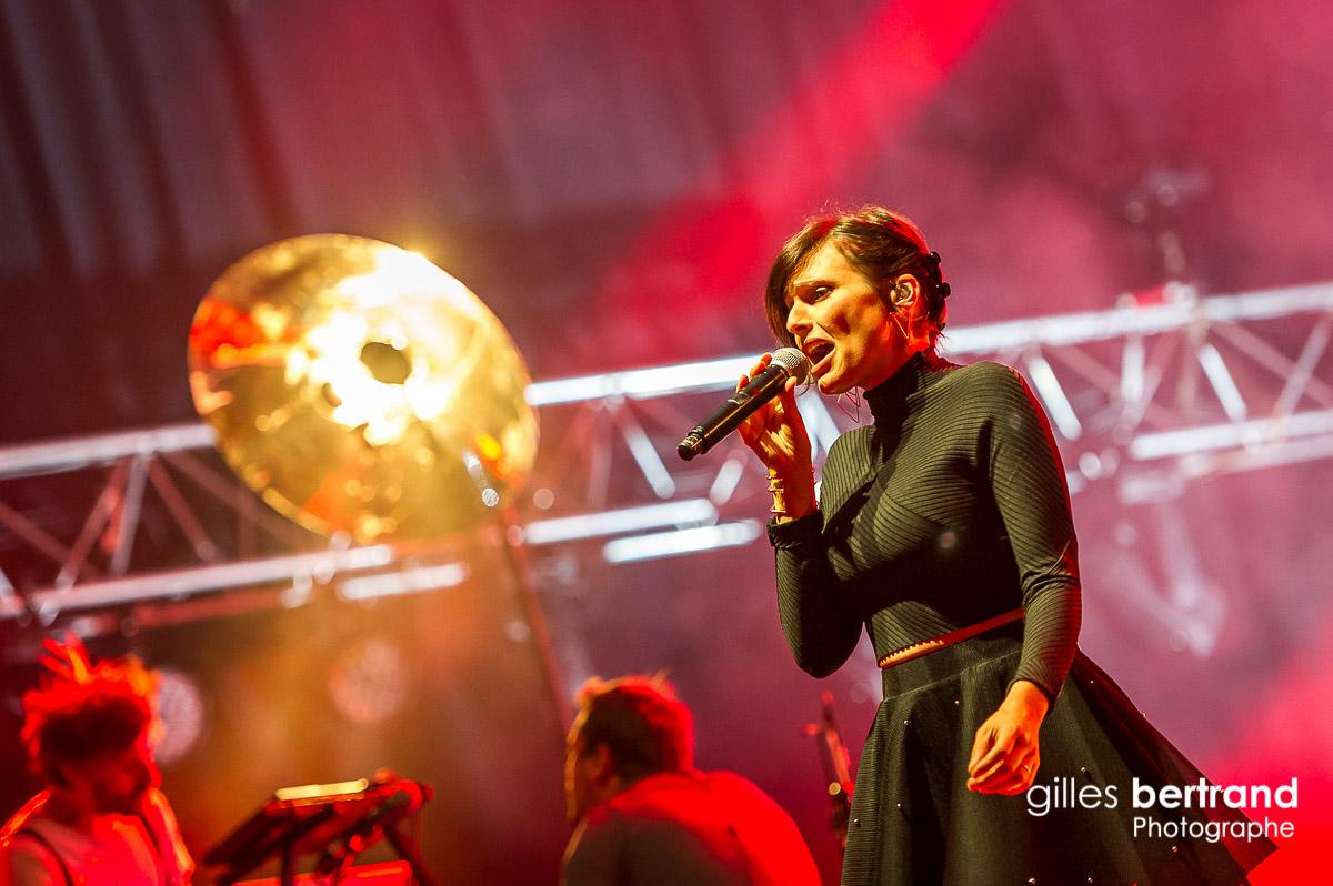 CARAVAN PALACE - PLEINS FEUX FESTIVAL 2016