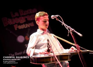CHEERFUL DILIGENCE - BLUEGRASS FESTIVAL 2016