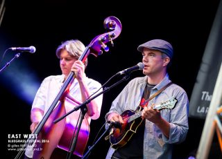 EAST WEST - BLUEGRASS FESTIVAL 2016