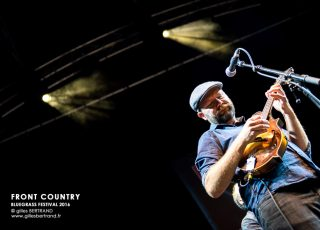 FRONT COUNTRY - BLUEGRASS FESTIVAL 2016
