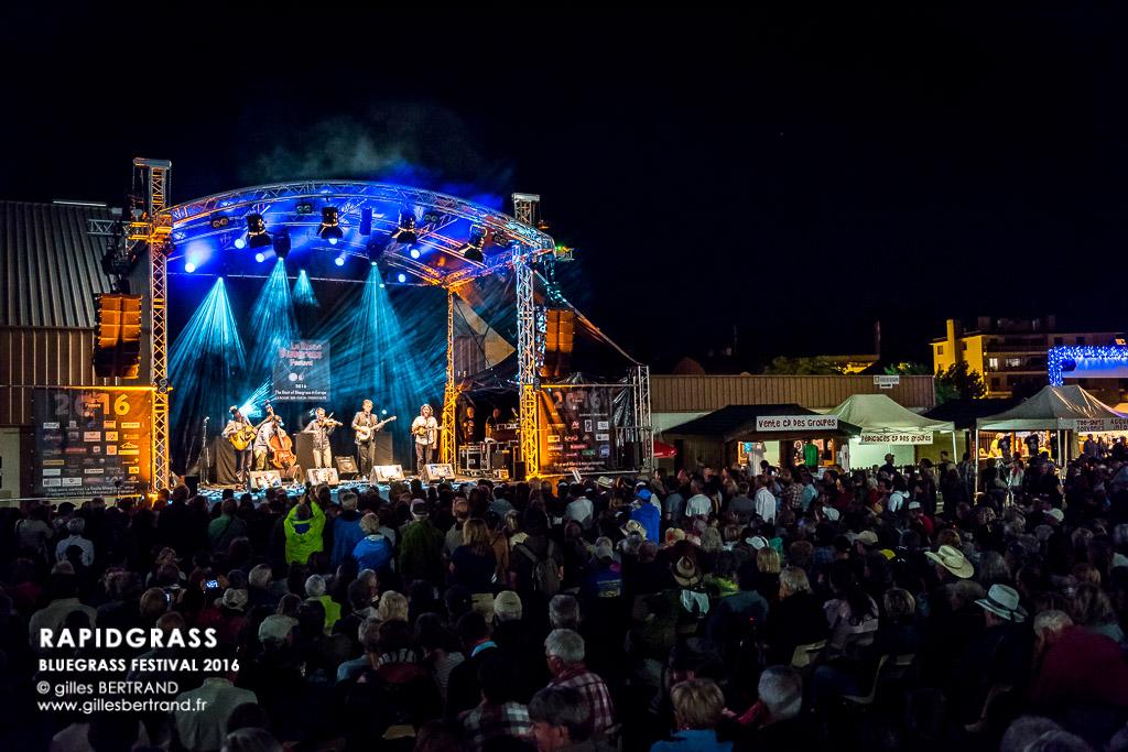 RAPIDGRASS - BLUEGRASS FESTIVAL 2016