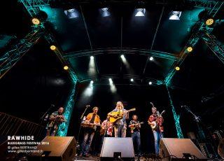 RAWHIDE - BLUEGRASS FESTIVAL 2016
