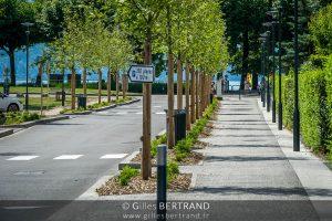 EUROVIA - AMENAGEMENT QUARTIER ALBIGNY ANNECY LE VIEUX