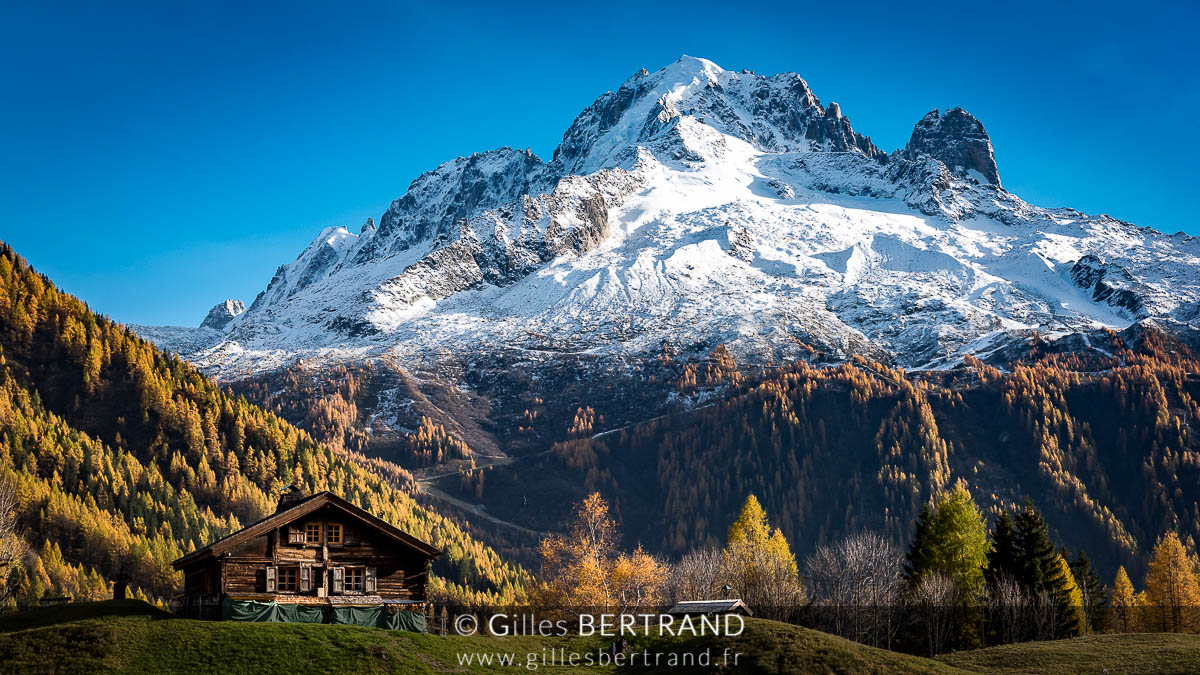 gilles bertrand photographe professionnel montagne enneigee vallee chamonix mont blanc