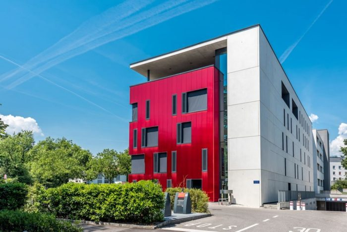 EVERLITE_MAISON DE LA SECURITE DE LANCY