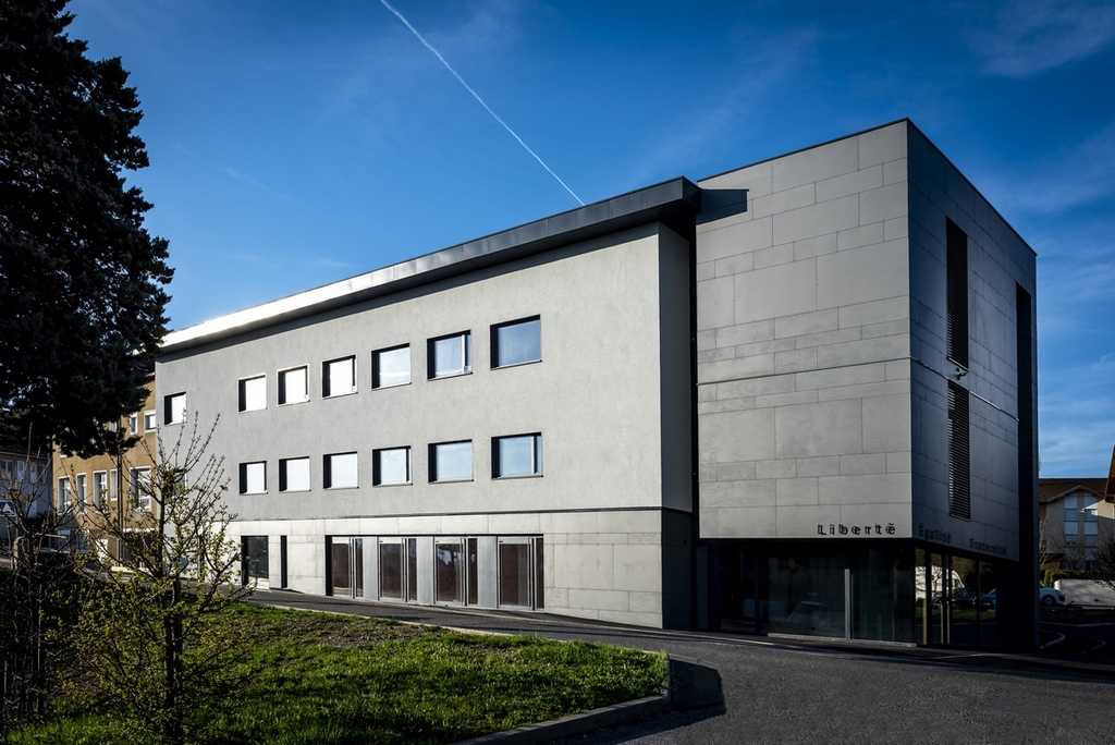 DMA ARCHITECTURES - MAIRIE VERS