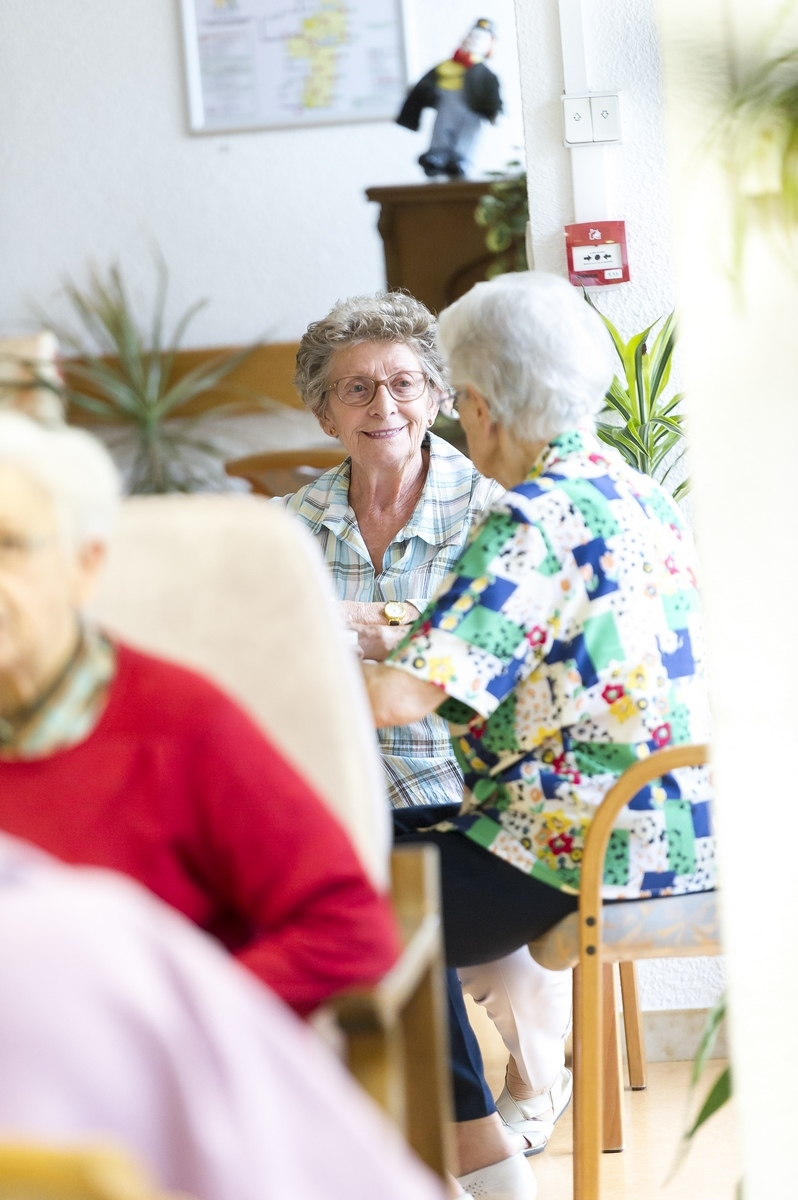 ANNEMASSE MAIRIE - PERSONNES AGEES