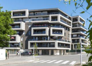 SAGEC - Photographies de la residence LES PLEIADES . A Thonon Les Bains le 17 juin 2019 - Photo Gilles BERTRAND